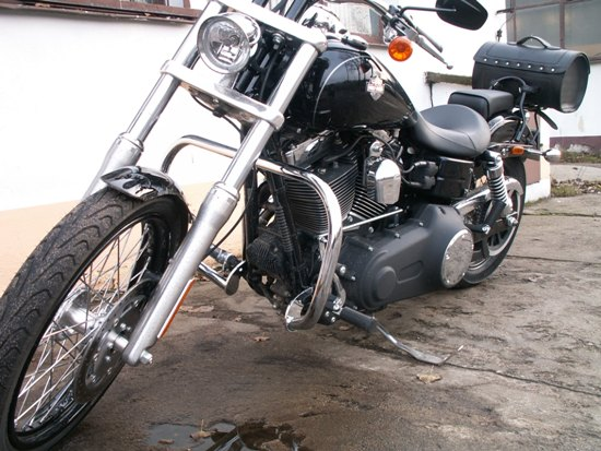 Front Engine Guards H-D Dyna 1991-2017