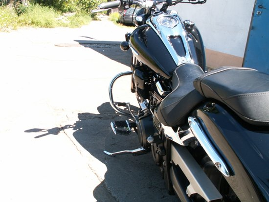 Front Engine Guards YAMAHA Raider 1900