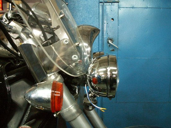 Lightbar HONDA Valkyrie F6C