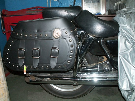 Back Engine Guards HONDA Valkyrie F6C