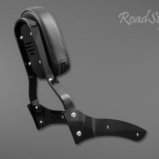 Passenger Backrest ROMET RCR 125 – black