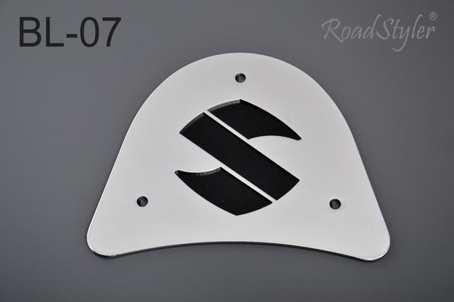 Blacha tylna do oparcia, duża – Suzuki BL-07