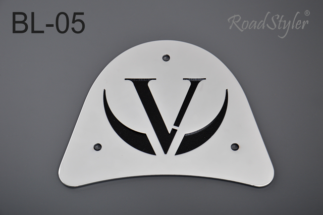 Big backrest back plate – V, BL-05