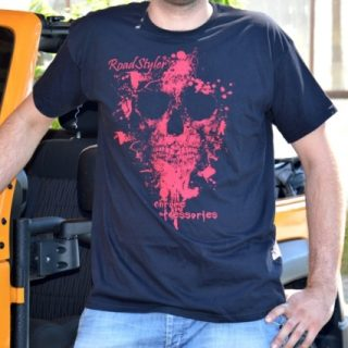 Men's T-shirt – scary raspberry