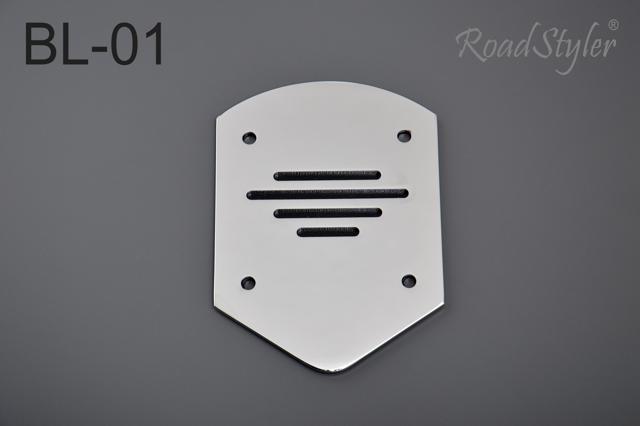 Blacha tylna do oparcia, mała – standard BL-01