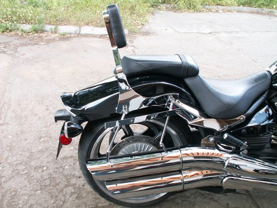 Saddlebag Support Bars YAMAHA Raider 1900 (big)