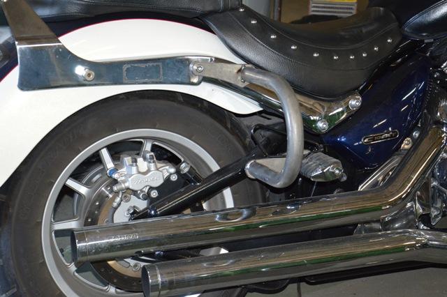 Back Engine Guards SUZUKI Intruder C1800