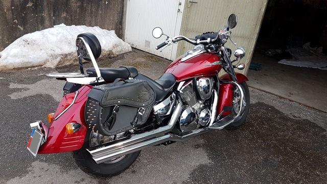Lightbar HONDA VTX1300 Retro and Custom