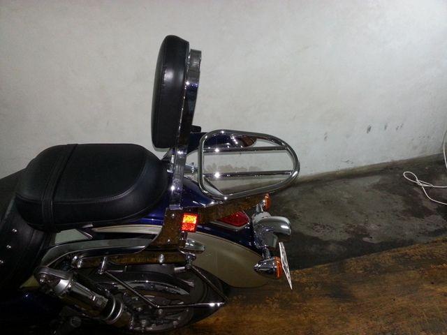 Bagażnik do oryginalnego oparcia KAWASAKI VN900/VN1700