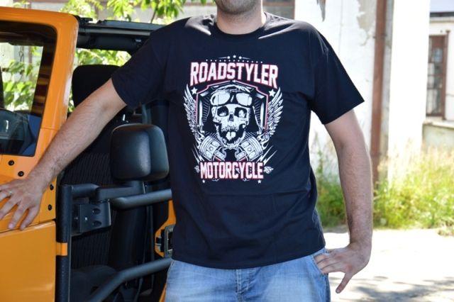 Men's T-shirt – flying teeth