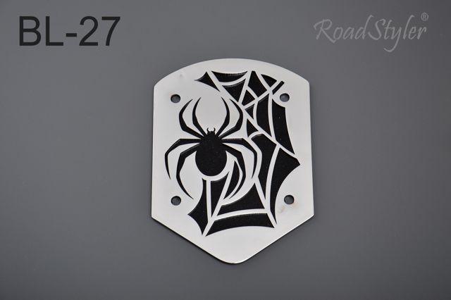 Small backrest back plate – spider BL-27