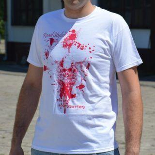 Men's T-shirt – bloody patriot