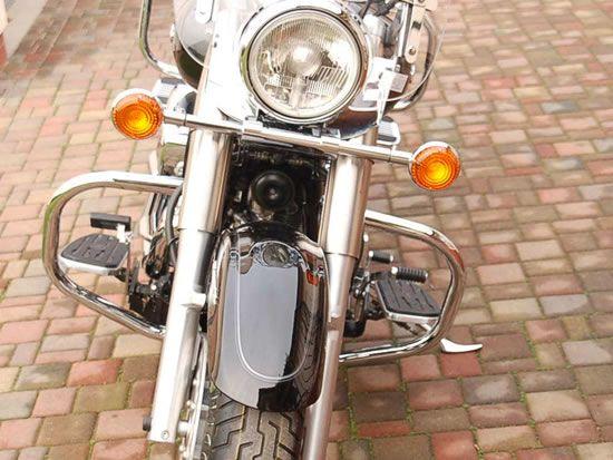 Front Engine Guards YAMAHA Drag Star 1100