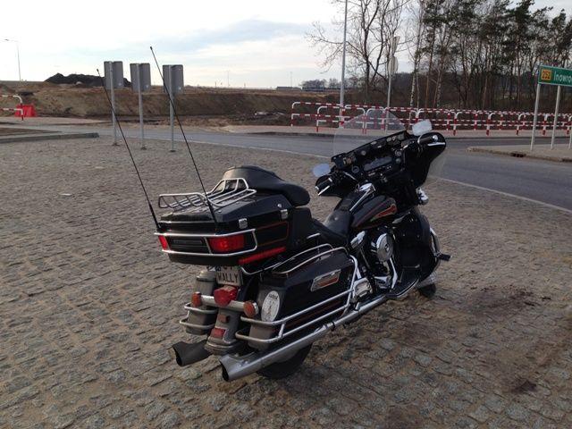 Gmole przednie H-D Touring 1988-1996