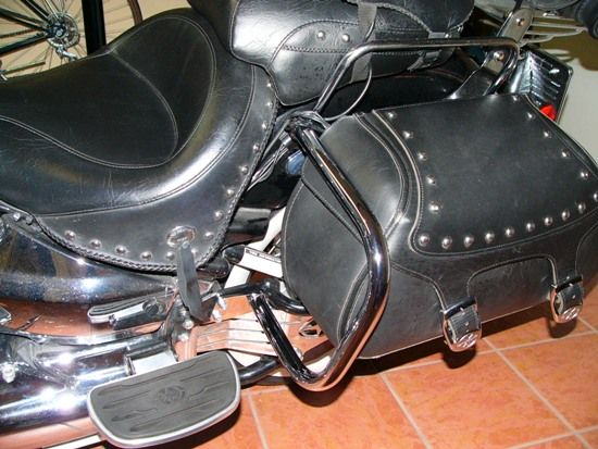 Back Engine Guards YAMAHA Drag Star 1100 Silverado