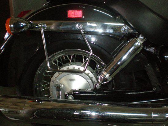 Stelaże pod sakwy HONDA Shadow VT750 C4