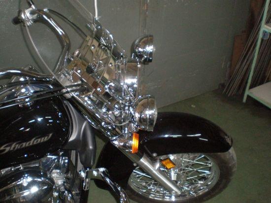 Stelaż pod lampy HONDA Shadow VT750 C4/5