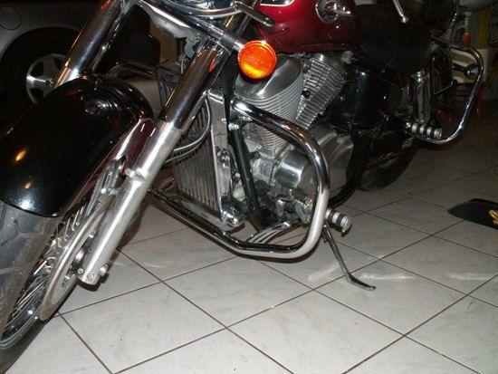 Gmole przednie HONDA Shadow VT750 C2