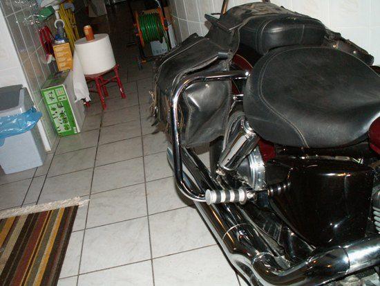 Back Engine Guards HONDA Shadow VT750 C2