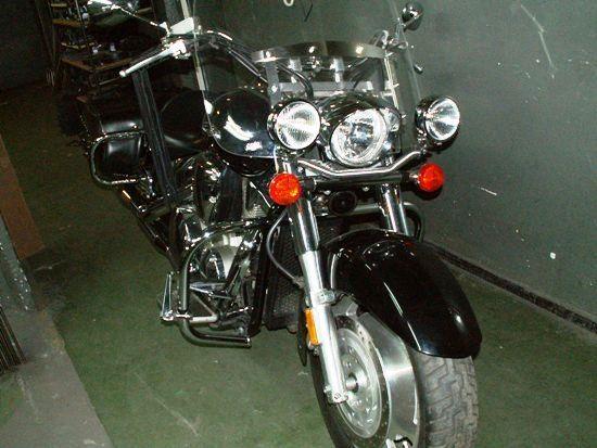 Front Engine Guards HONDA VTX1300