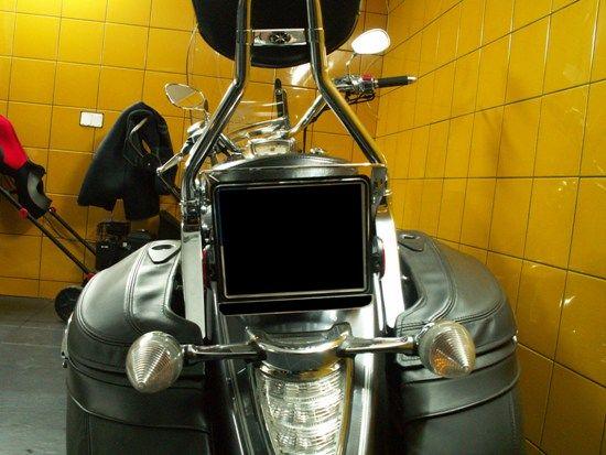 Luggage Rack for original backrest MS1900