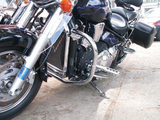 Front Engine Guards KAWASAKI VN2000