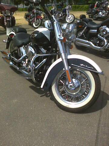 Front Engine Guards H-D Softail 2000-2017