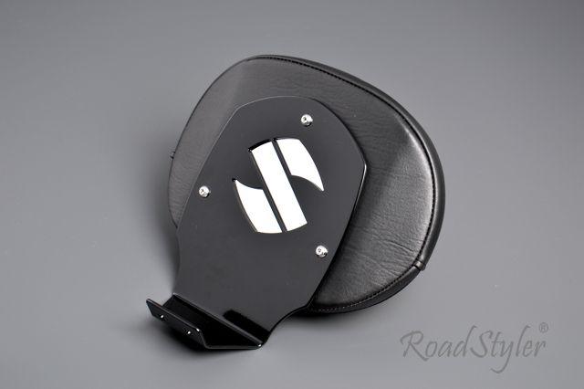 Driver Backrest BLACK – SUZUKI Intruder C1500T