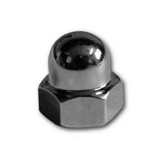 Cap nut M8 – chrome