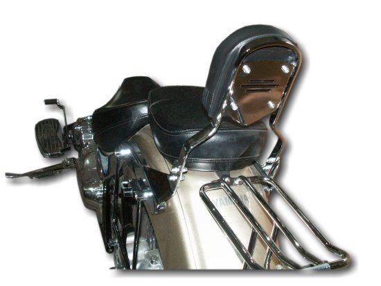 Passenger Backrest YAMAHA 650 Classic