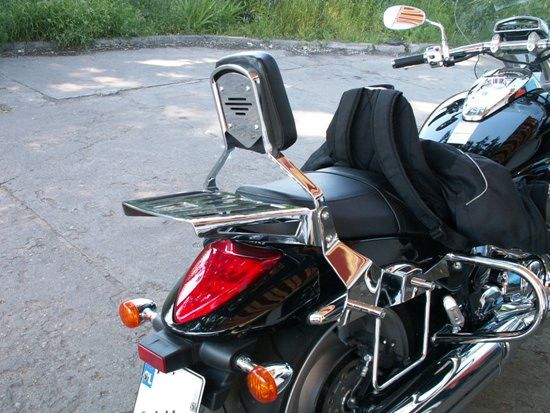 Passenger Backrest for SUZUKI Intruder M1800R