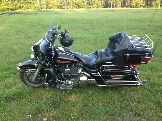 Front Engine Guards H-D Touring 1997-2008