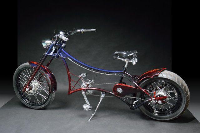 Rower customowy FAT BRO